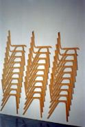 Stacked Chairs (1995-6)